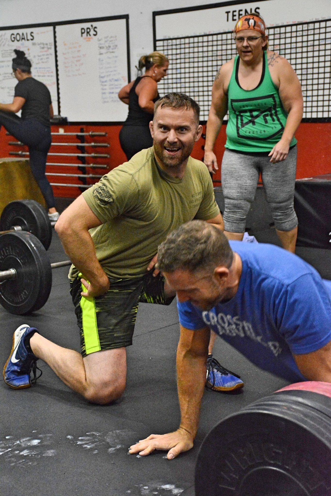 Wednesday, October 24 WOD
